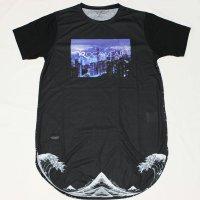 ROCAWEAR EUROLINE(ロカウェアユーロライン)TOKYO ROCATシャツ(ブラック)