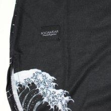 他のアングル写真2: ROCAWEAR EUROLINE(ロカウェアユーロライン)TOKYO ROCATシャツ(ブラック)