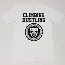 他のアングル写真2: ROCAWEAR(ロカウェア)CLIMBING HUSTLINGバックプリント Tシャツ(WHITE)