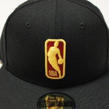他のアングル写真1: NEWERA (ニューエラ)59FIFTY NBA ロゴマン CAVS(クリーブランド・キャブス(ブラックXチームカラー)11521913