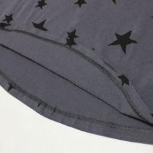 他のアングル写真3: ROCAWEAR(ロカウェア)STAR & LOGO Tシャツ(チャコール)