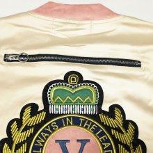他のアングル写真3: VIE RICHE(ヴィリッシュ)サテンクレストジャケット(SAND)