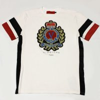 VIE RICHE(ヴィリッシュ)CHEST CREST Tシャツ(OFFWHITE)