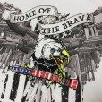 画像4: HUDSON OUTERWEAR(ハドソン) HOME OF BRAVE SS  Tシャツ(WHITE)