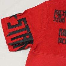 他のアングル写真3: RICH STAR(リッチスター)LOGO REPEAT Tシャツ (R1230273)RED