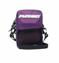 BLACK PYRAMID(ブラックピラミッド)Small Tech Shoulder Bag (Y7161913) PURPLE