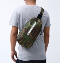 BLACK PYRAMID(ブラックピラミッド)Tear Drop Cross Body Bag (Y7161915) CAMO