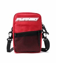 BLACK PYRAMID(ブラックピラミッド)Small Tech Shoulder Bag (Y7161913) RED