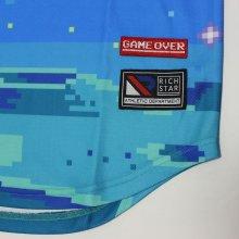 他のアングル写真2: RICH STAR(リッチスター)GameOver Jersey (R1230313)ジャージ