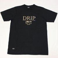 PELLE PELLE(ペレペレ)DRIP Tシャツ (ブラック) PP3055