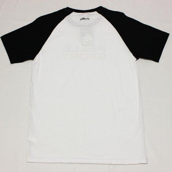 画像4: PELLE PELLE(ペレペレ)VINTAGE SPORT Tシャツ (ホワイト) PP3012