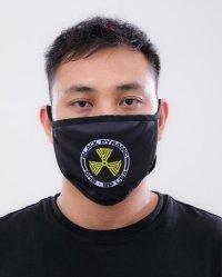 BLACK PYRAMID(ブラックピラミッド)Hazard Maze Face Mask Y7162574 (フェイスマスク)
