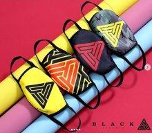 他のアングル写真2: BLACK PYRAMID(ブラックピラミッド)Maze Logo Face Mask (Y7162566) (フェイスマスク)
