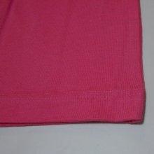 他のアングル写真2: DOUBLE 無地 Tシャツ (全12色)